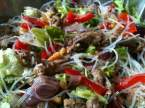 Recette : Asie: Salade tha au boeuf piment ( ma faon)