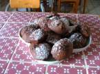Recette : Madeleines au cacao