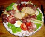 Recette : Sud-Ouest: Salade landaise