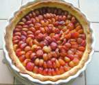 Recette : Tarte aux cerises (Double)