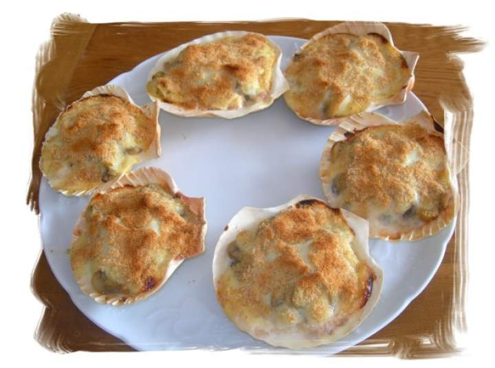 Pin Coquille St Jacques on Pinterest