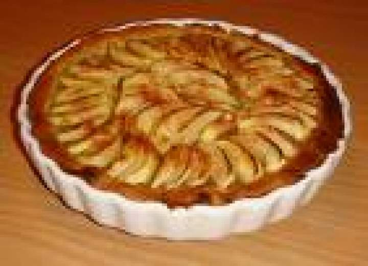 Tarte aux pommes fa on ma grand m re supertoinette - Fromage de tete facon grand mere ...